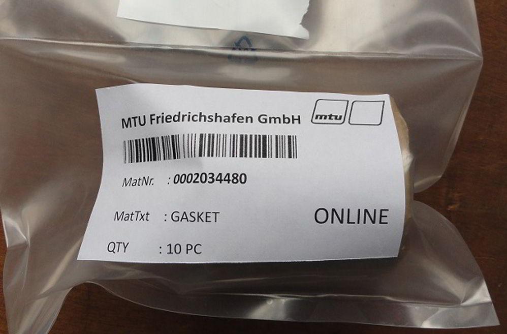 0002034480 GASKET
