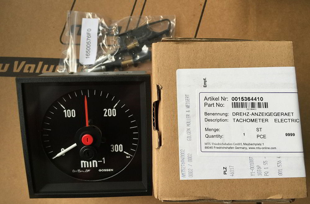 0015364410 TACHOMETER ELECTRIC