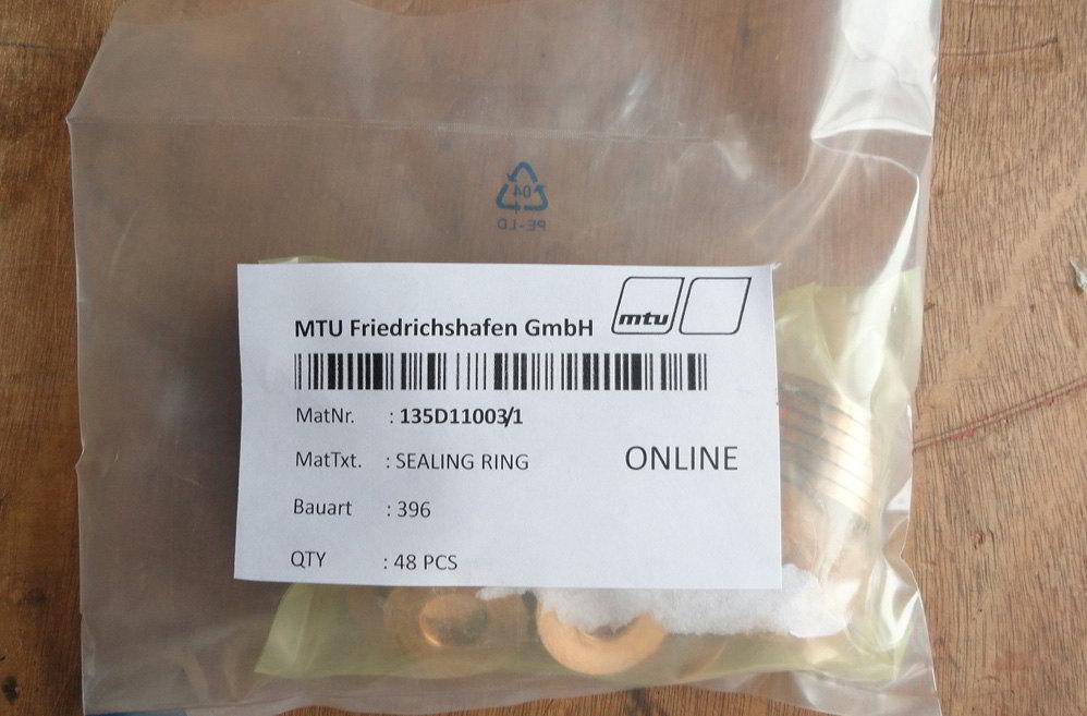 135D11003/1 SEALING RING