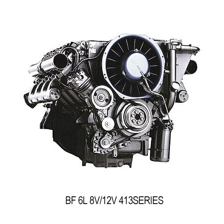 Deutz Diesel Engines 413 series