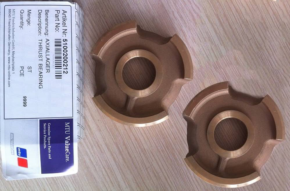 5100200212 | 5100200310  THRUST BEARING