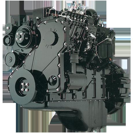 Motor diesel e peças Cummins