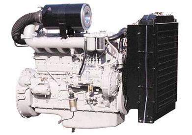 DOOSAN D1146T Generator engine