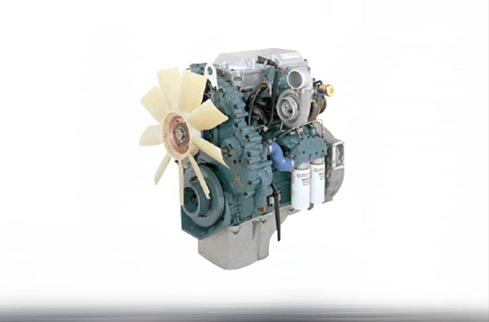 Detroit Diesel engine Reman series MBE 900