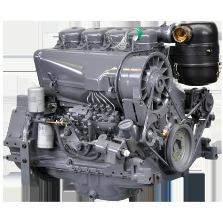 Motor diesel e peças Deutz