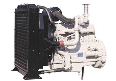 DOOSAN P086TI-1 Generator engine