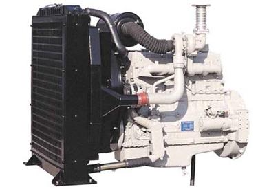 DOOSAN P086TI Generator engine