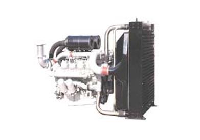 DOOSAN P158LE Generator engine