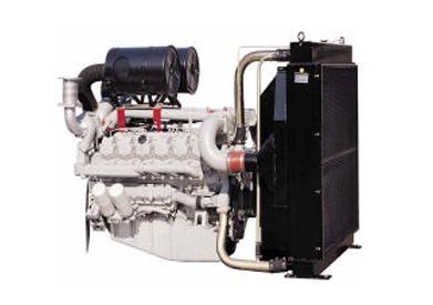 DOOSAN P222LE-2 Generator engine