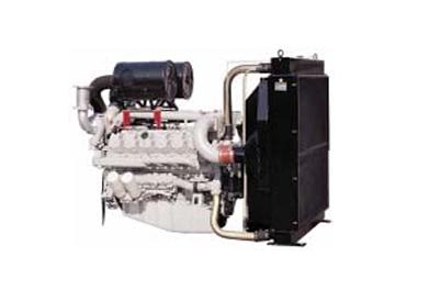 DOOSAN P222LE-S Generator engine