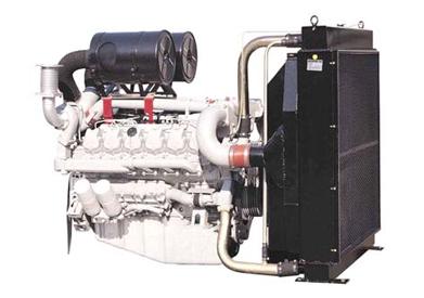 DOOSAN P222LE Generator engine