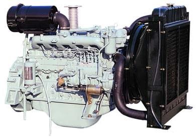 DOOSAN PU066 Industrial engine