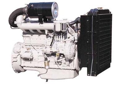 DOOSAN PU086T Industrial engine