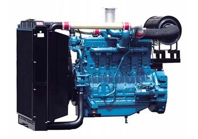 DOOSAN PU126TI Industrial engine