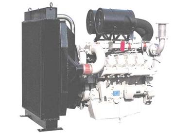 DOOSAN PU180TI Industrial engine
