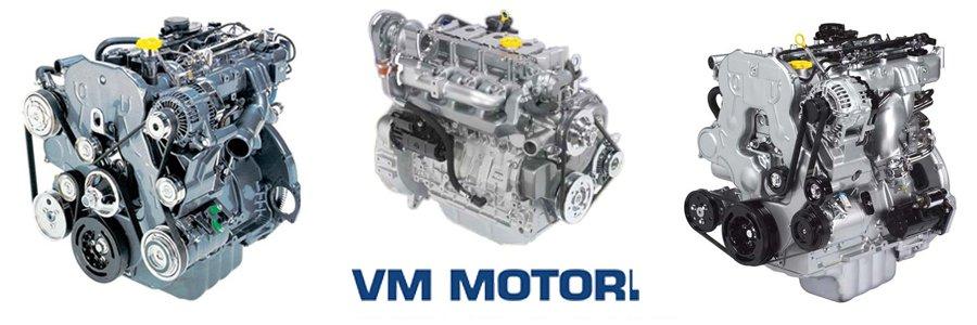 vm motori D704 engine