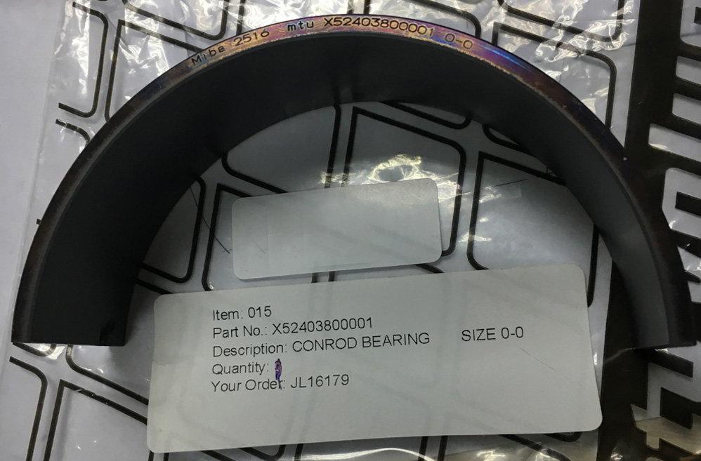 X52403800001 | Cojinete MTU