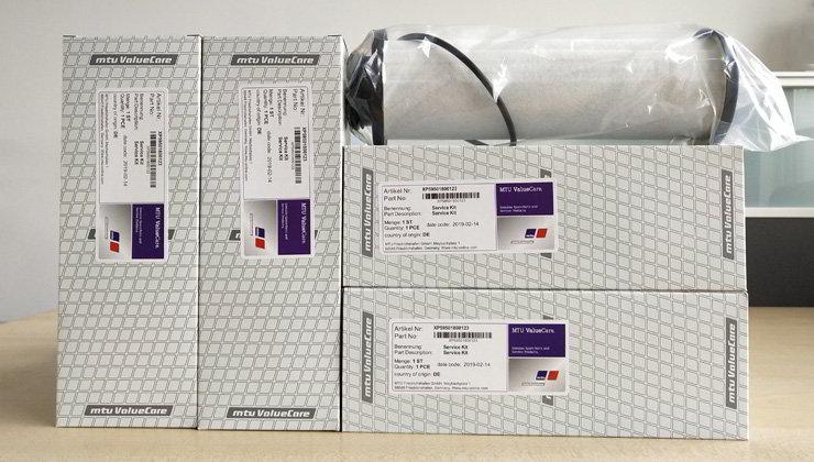 XP59501800122|Kit de service MTU