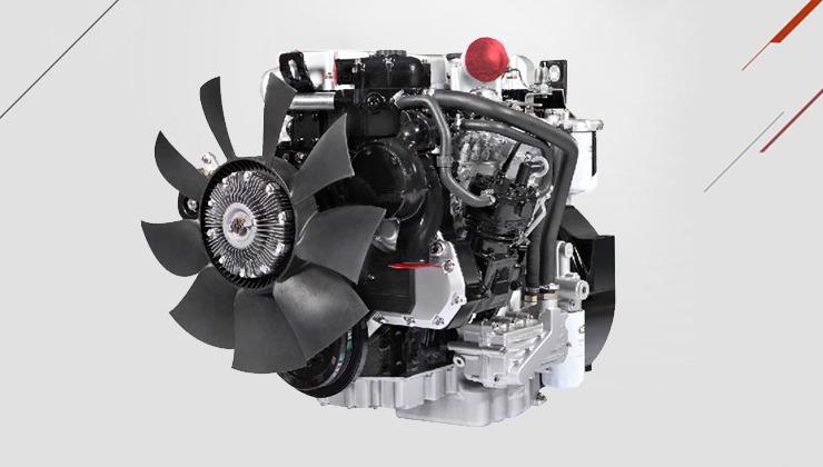 Lovol 1004-4T diesel engine