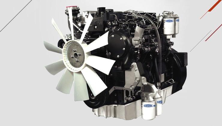 Motor diesel Lovol 1006-6T