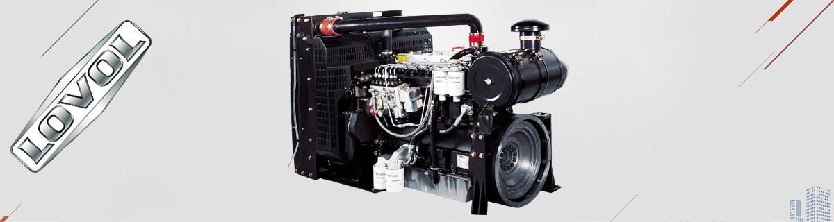 Genset Engine