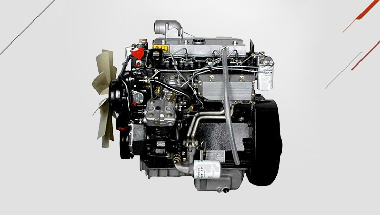Phaser135Ti diesel engine