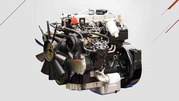 Dieselmotor Phaser210Ti