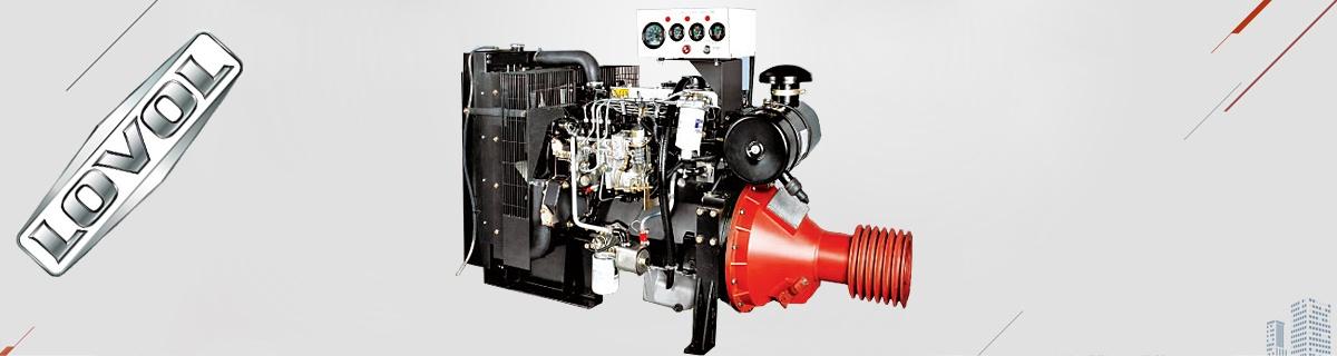 Motor de la bomba de agua