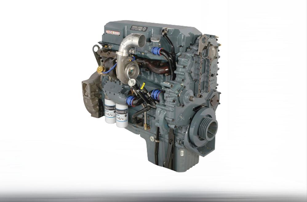 Motor diesel Detroit série Reman 60