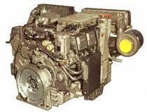Germany Type Tank Engine