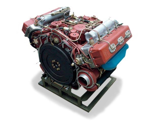 Двигатель UTD-20
