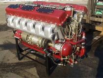 Двигатель 520HP
