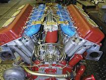 Двигатель 580HP