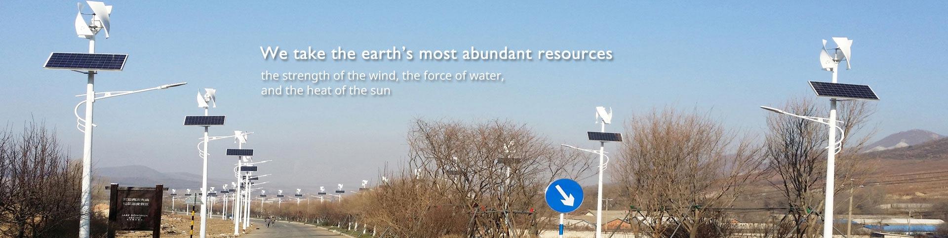 400W Windturbinenkomponenten